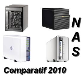 CompNas20101 - Comparatif Nas 2010