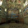 La Chapelle Sixtine 100x100 - Le P2P est en baisse…