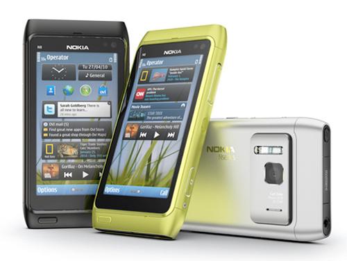 500x nokia n8 one - Le Nokia N8 devient officiel : 12 Millions Pixels, Symbian^3