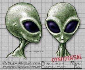 extraterrestre 299x247 - Une personne sur cinq pense côtoyer des extraterrestres