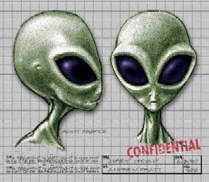 extraterrestre - Une personne sur cinq pense côtoyer des extraterrestres