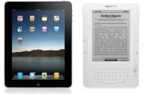 kindle vs ipad 300x192 - iPad causerait des insomnies