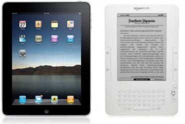 kindle vs ipad 370x247 - iPad causerait des insomnies