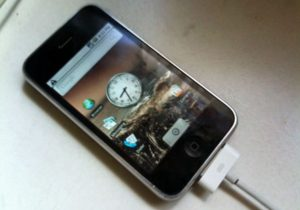 Android iPhone 300x210 - Android sur un iPhone : Oui c'est possible
