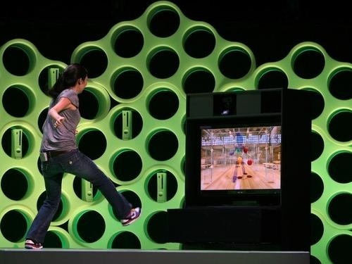 Natal2 - Microsoft - Le projet Natal annoncé pour Octobre 2010