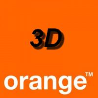 Orange3D - Tv – Orange débarque en 3D