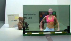 Samsung Transparent 300x175 - Samsung - Premier écran transparent de 19 pouces