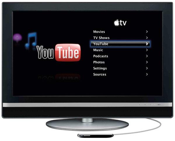apple iTv - Apple - La réponse du berger à la bergère...