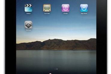 iPad 370x247 - iPad : 1.000.000 d'unités vendues