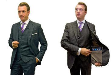 ipad Costume 370x247 - iPad - Portez-le avec votre costume...