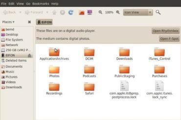 iphone mount 370x247 - iPhone - Vulnérabilité et accès aux données