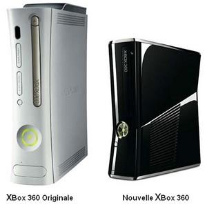 Ancienne Nouvelle XBox360 - Microsoft - La nouvelle Xbox 360 débarque le mois prochain