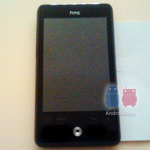 HTC Aria - HTC - Aria se dévoile
