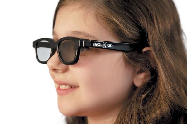 Reald3D - 3D – Et les enfants…