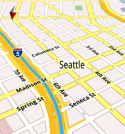 google maps navigation 480x513 - Maps - Google Maps Navigation est disponible en Europe...