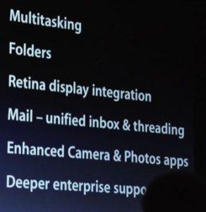 iOS4 292x300 - WWDC 2010 - Quelques annonces