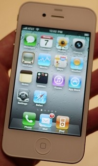 iphone4Blanc - WWDC 2010 - Quelques annonces