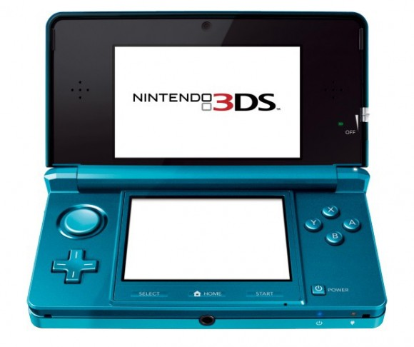 nintendo 3ds - 1 million de 3DS vendues au Japon