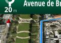 satellite view - Maps - Google Maps Navigation est disponible en Europe...