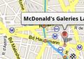 search along route - Maps - Google Maps Navigation est disponible en Europe...