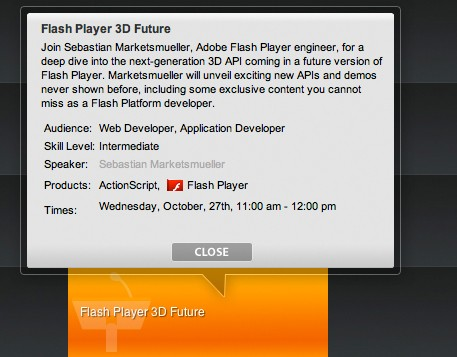 flash 3d future rm eng - Flash - La 3D débarque en Octobre