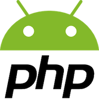phpandroid logo - Android et le PHP