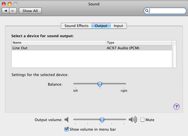 Sound AC97 - VirtualBox – Mac OS X sur votre PC (Windows)