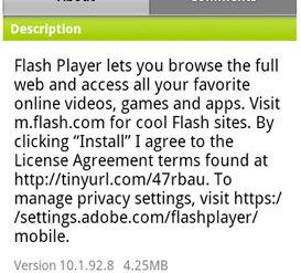 flashplayer10.1 android 273x247 - Android - Flash 10.1 est arrivé