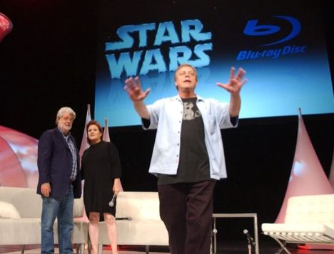 starwarsblu ray - George Lucas annonce officiellement Star Wars en Blu-ray pour 2011