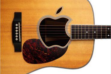 Apple Guitare 370x247 - Apple - Conférence ce soir à 19h00