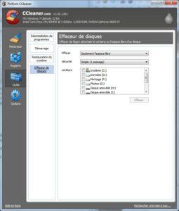 Effaceur de disques 255x300 - CCleaner passe en version 3