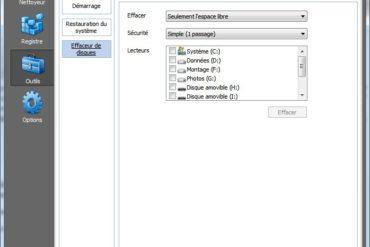 Effaceur de disques 370x247 - CCleaner passe en version 3