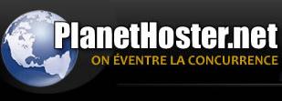 Logo Planethoster - Planethoster - Un petit hébergeur ?