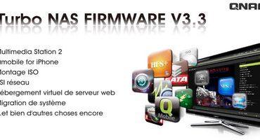Qnap Firmware 3.3 370x200 - QNAP TS-659 Pro+, la nouvelle référence ?