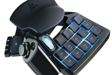 RzrNostromo isolated right 370x247 - Razer dévoile son nouveau Keypad