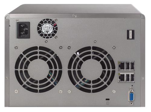 TS 659Pro+ Arriere - QNAP TS-659 Pro+, la nouvelle référence ?
