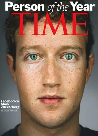 Mark Zuckerberg Time - Time - Mark Zuckerberg est l'homme de l'année !