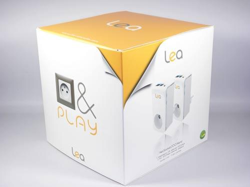Pack cube LEA - L'avenir de Lea