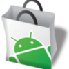 android market logo apps