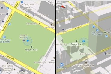 compass 370x247 - Google - Maps passe en version 5.0