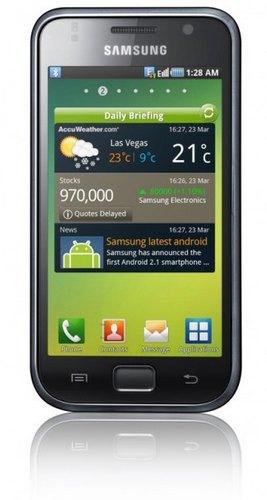 Samsung Galaxy S - Samsung – 10 millions Galaxy S vendus dans le monde