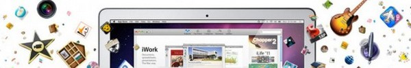 bandeau Mac App Store - Mac App Store est disponible