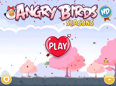 Angry Birds Valentin Image 2 - Les Angry Birds ont leur Saint Valentin