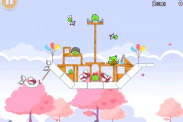 Angry Birds Valentin Image 4 370x247 - Les Angry Birds ont leur Saint Valentin
