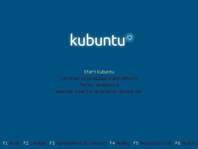 4 - 15 minutes pour installer GNU Linux!!