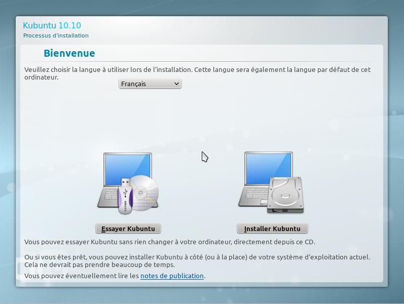 6 - 15 minutes pour installer GNU Linux!!