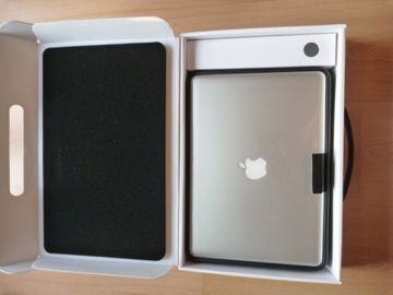 Emballage MacBook Pro