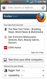 Firefox 4 Android 2 180x300 - Firefox 4 arrive sur Android