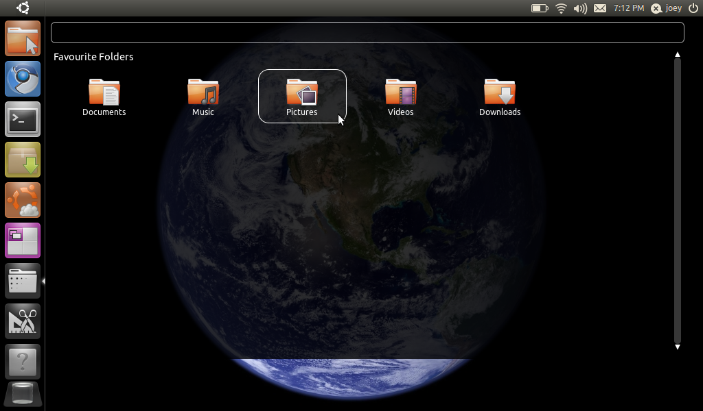 Unity - Ubuntu 11.04 Beta disponible