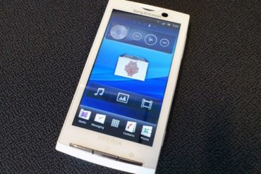 Xperia X10 370x247 - Xperia X10 aura bien Android 2.3
